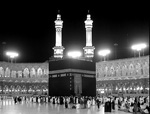 The Holy Kaaba, Mecca